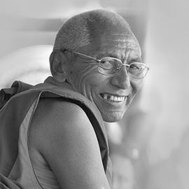Thiksey-Rimpoche